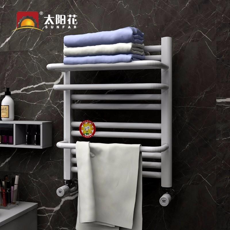 钢制毛巾架暖气片-2509B