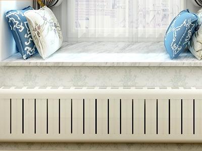 暖气片安装在哪里会更好?