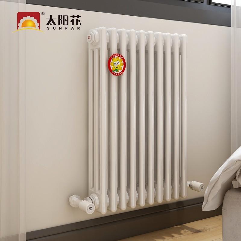钢制暖气片-钢三柱