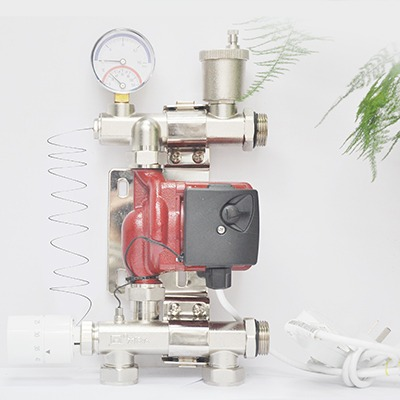 恒温阀智能混水温控中心T01