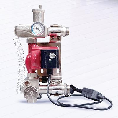 恒温阀智能混水温控中心Y01